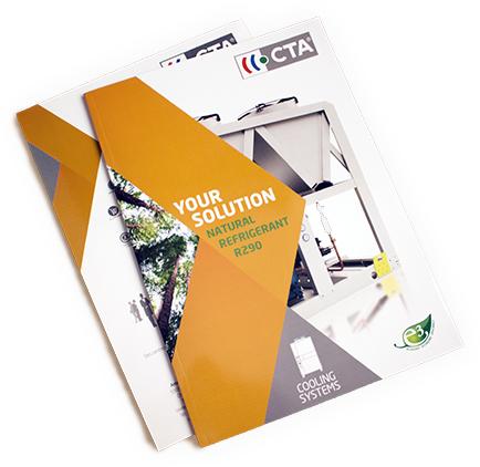 Le catalogue produits CTA